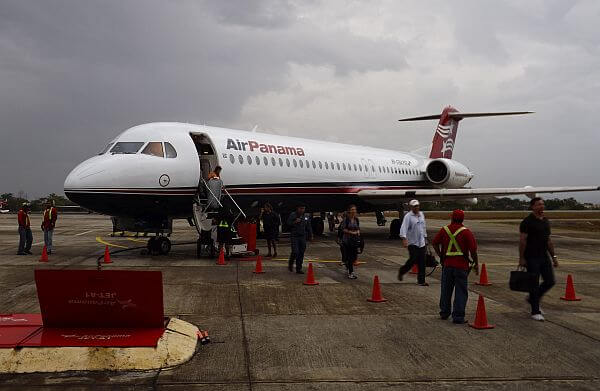 Panamanian airline