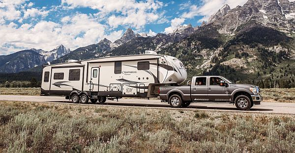 Rent an RV for traveling safely this summer