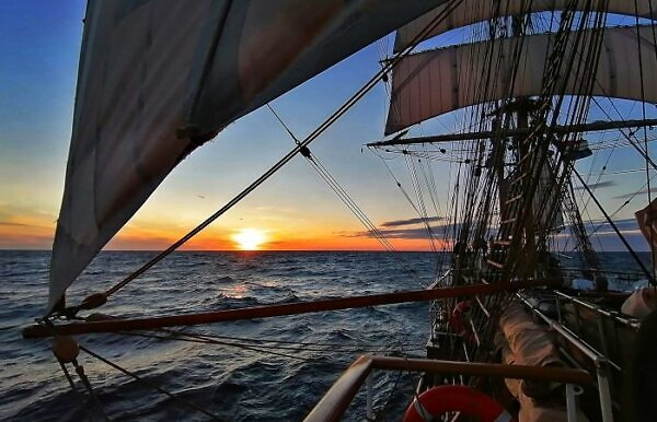 Northern Europe sailing trip