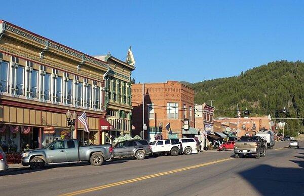 Philipsburg, Montana Main Street USA