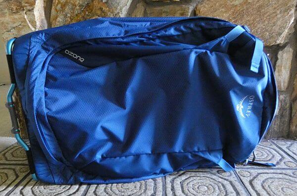 Osprey ozone suitcase review