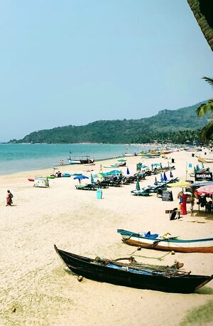 Living in Goa, India