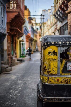 transportation costs living in India