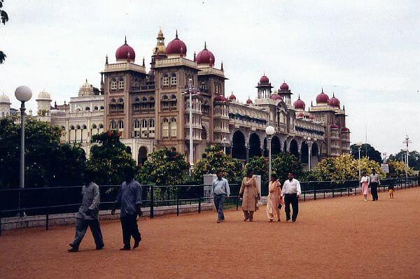 Mysore in India