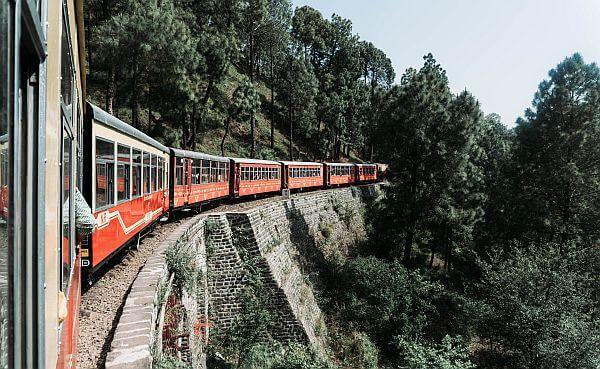 India train system