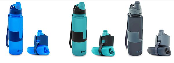 travel water bottles that pack