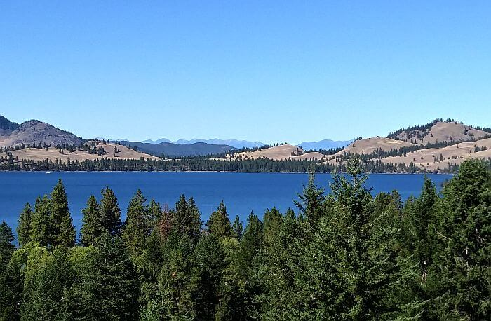 state parks camping is usually less crowded and inexpensive