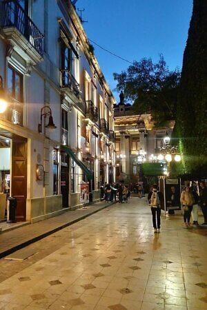 Jardin de Union Guanajuato