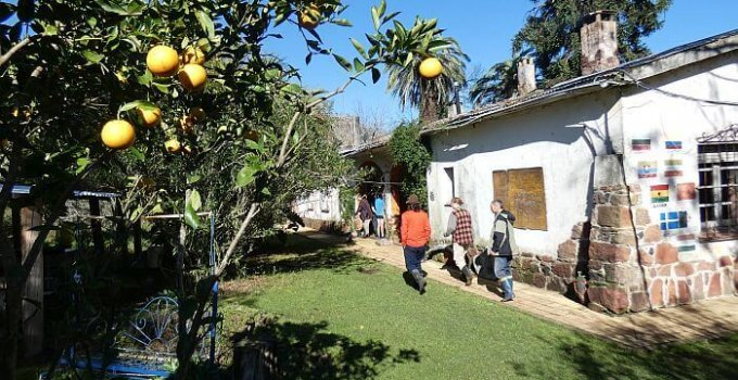 Uruguay ranch stay