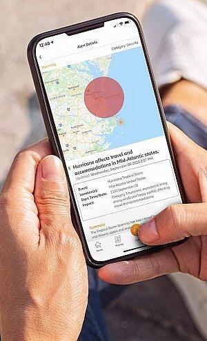 travel safety app emergency alerts
