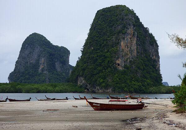 budget Thailand travel